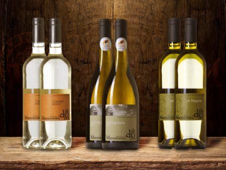 Le Coffret Bio des vins de Massereau